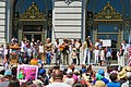 Families Belong Together - San Francisco Rally - Photo - 8 (43119591211).jpg
