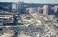 Farsta centrum och tunnelbanan 1960.jpg