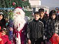Father Frost with Serious Kids (5401796063).jpg
