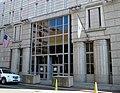 Federal Detention Center Philadelphia entrance.jpg