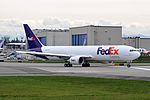 Federal Express (FedEx), Boeing 767-300F, N118FE - PAE (17722475603).jpg
