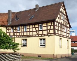 Seewiesenstraße in Hösbach