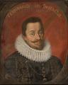 Ferdinand II, 1578-1637, tysk-romersk kejsare konung av Böhmen och Ungern - Nationalmuseum - 14969.tif