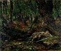 Ferdinand Leeke Der junge Siegfried im Wald an einer Quelle.jpg