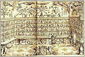 Ferdinando Cospi - The Cabinet of Curiosities