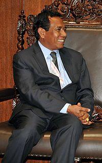 Fernando de Araújo (East Timorese politician) President of East Timor