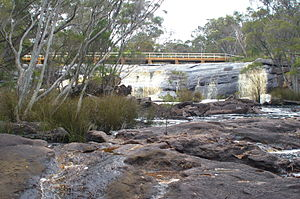 Deep River (Western Australia) - Fernhook Falls on the Deep River