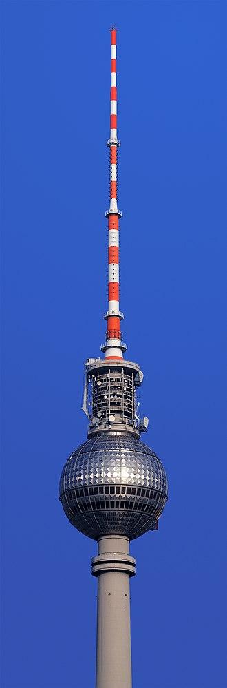 Fernsehturm Berlin - Image: Fernsehturm berlin