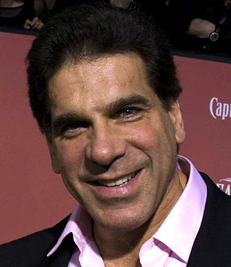 Lolani - Actor Lou Ferrigno portrays the Orion trader Zaminhon