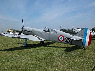 Light fighter - Caudron C.714