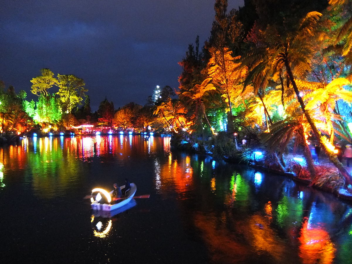 Festival of Lights (New Plymouth) - Wikipedia