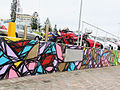 Festival of the Winds, XVIII - Graffiti - Bondi Beach, 2013.jpg