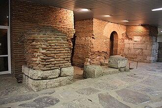 Sofia - The fortification of Serdica
