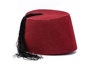 d3cf56fac1 Fez (sombrero) - Wikipedia