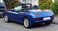 Fiat Barchetta – Heckansicht, 3. Juni 2011, Wülfrath.jpg