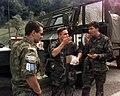 Field lunch in Bosnia, 1996.jpg