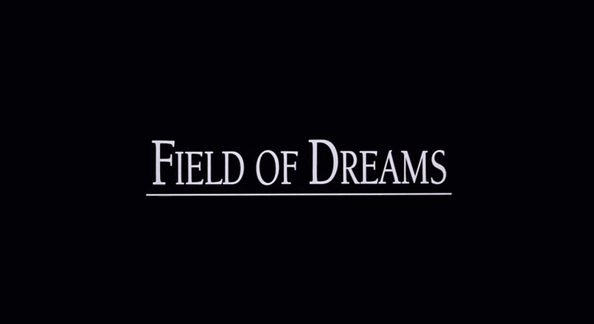 Field Of Dreams Softball Tournament Kansas City