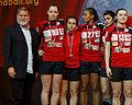 Finale de la coupe de ligue féminine de handball 2013 155.jpg
