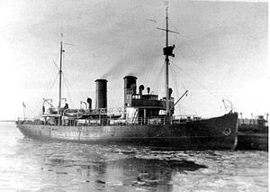 Voima (1924 icebreaker) - Image: Finnish icebreaker Voima (1924)