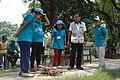 Fire-making - Survival Programme - Summer Camp - Nisana Foundation - Sibpur BE College Model High School - Howrah 2013-06-09 9653.JPG