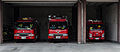 Fire engines at Nikkoshi Fire Department 20130812 1.jpg