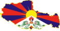 Flag map of Tibet.png