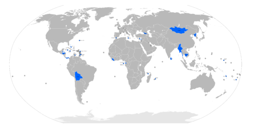 List of flags of convenience - Wikipedia, the free encyclopedia