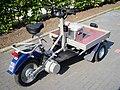 Flakmoped des schwedischen Herstellers Norsjö Moped AB.jpg