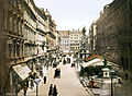Flickr - …trialsanderrors - The Graben, Vienna, Austria-Hungary, ca. 1895.jpg