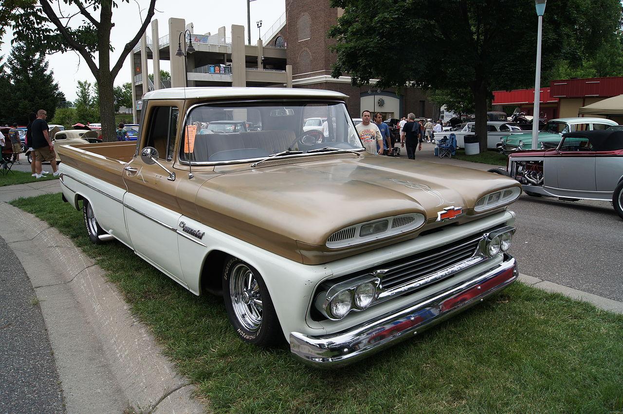 File:Flickr - DVS1mn - 60 Chevrolet C20 Apache Custom Deluxe Pick-Up ...