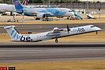 Flybe, G-ECOE, Bombardier Dash 8 Q400 (44355012172).jpg