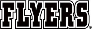Devils–Flyers rivalry - Image: Flyers Wordmark
