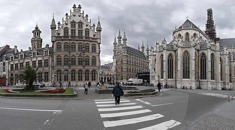 Cidades universitárias na Belgica