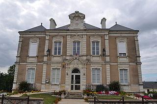 Les Bois-dAnjou Commune in Pays de la Loire, France