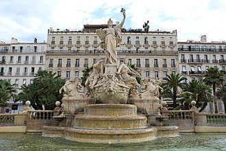 Var (department) - Toulon, the historical capital city of Var, was returned that title in 1974.