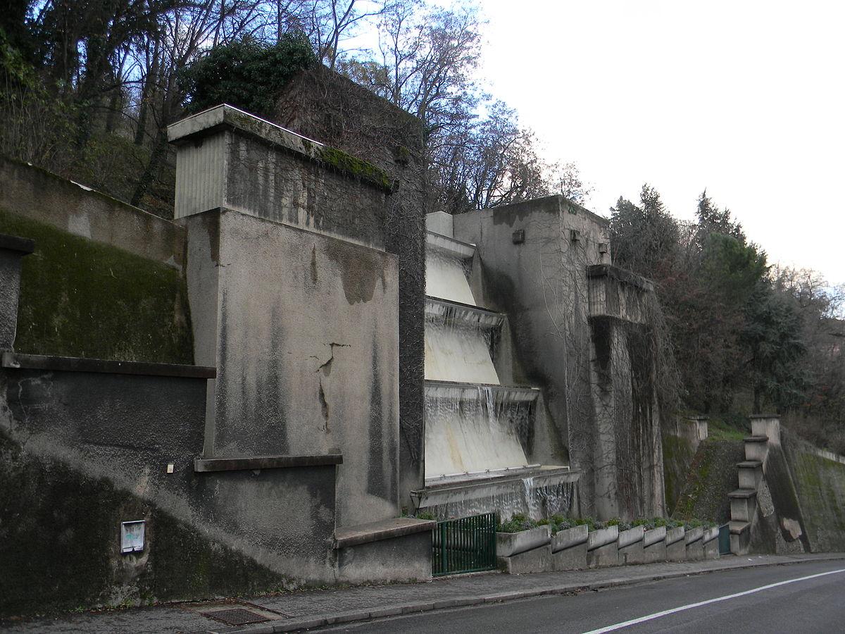 Montée du Chemin-Neuf — Wikipédia