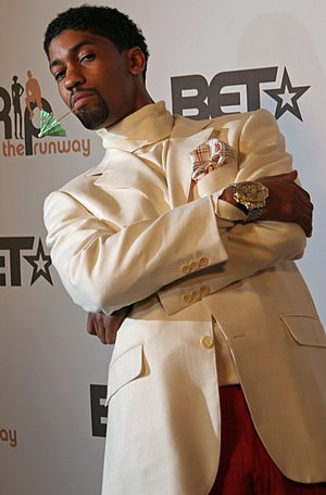 Fonzworth Bentley - Bentley in March 2005