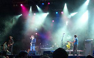 "Fools Garden - Concert at ""Dresdner Stadtfest"" 2008"