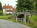 Footbridge at Great Easton, Essex - geograph.org.uk - 192491.jpg