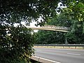 Footbridge over A2 Dual Carriageway - geograph.org.uk - 1383240.jpg