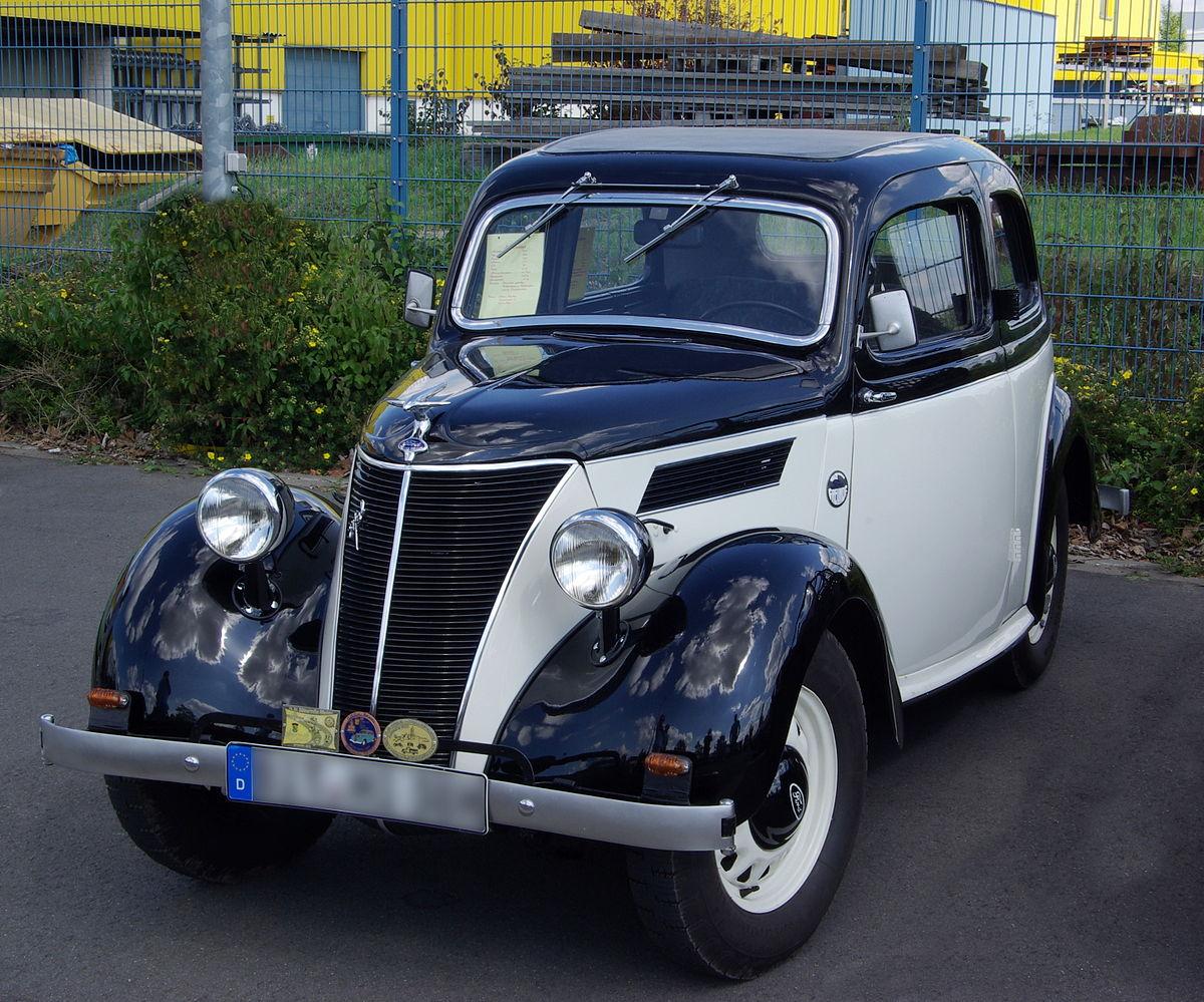 Ford Eifel – Wikipedia