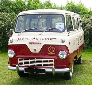 Ford Thames 400E - Thames 15 cwt Minibus (400E)