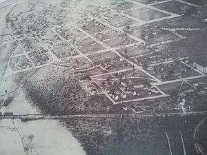 Fort Duncan - Fort Duncan 1887