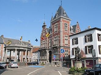 Fosses-la-Ville - Image: Fosses la Ville JPG002