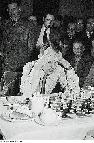 Wolfgang Unzicker - Wolfgang Unzicker, 1953