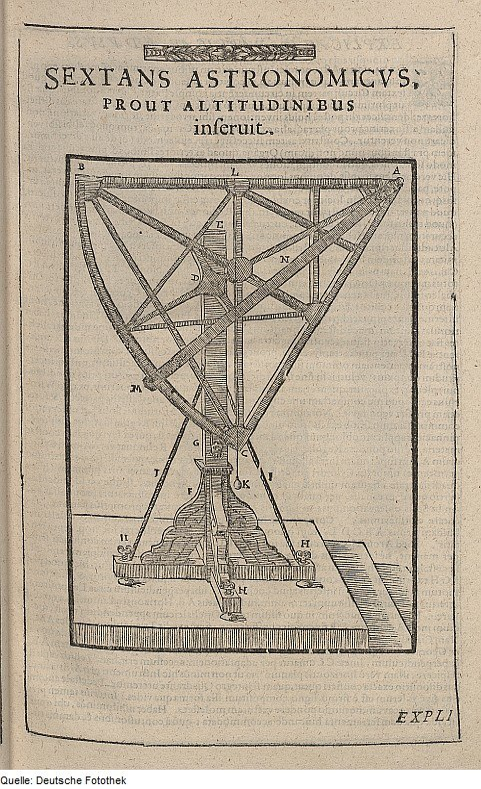 Fotothek df tg 0005915 Astronomie ^ Messinstrument