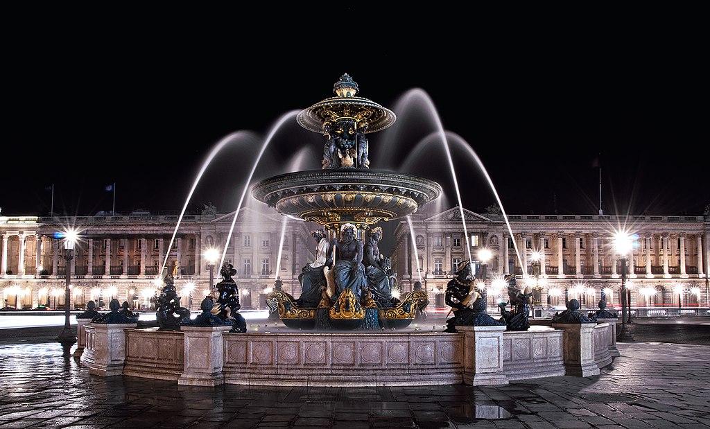 картинки фонтан в париже тем все перечисленное