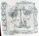 Frammenti di mosaico pavimentale del 1213, 15.JPG