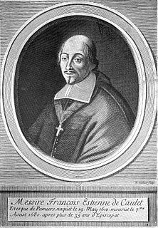 François-Étienne Caulet French bishop