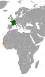 France Senegal Locator.png